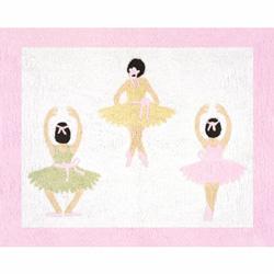 Ballerina Accent Rug
