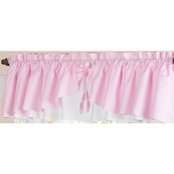 Ballerina Window Valance