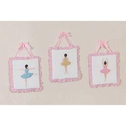 Ballerina Wall Hanging