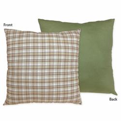 Construction Decorative Pillow