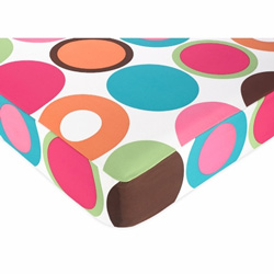 Deco Dot Crib/Toddler Sheet