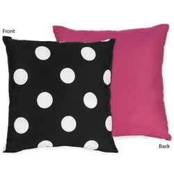 Hot Dot Decorative Pillow