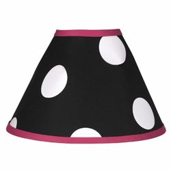 Hot Dot Lamp Shade