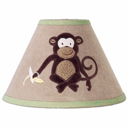Monkey Lamp Shade