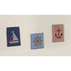 Nautical Nights Wall Hangings