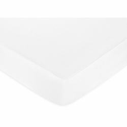 Additional White Crib Sheet