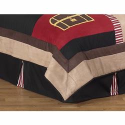 Pirate Full Bed Skirt