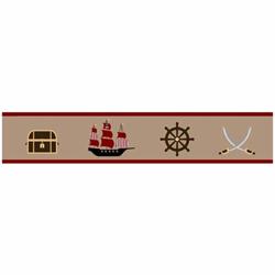 Pirate Wallpaper Border