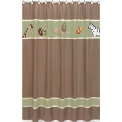 Jungle Adventures Shower Curtain