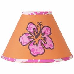 Surf Pink Lampshade