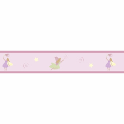 Fairy Tales Wall Paper Border