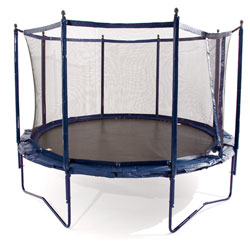 JumpSport Elite Staged Bounce Combo 12' Trampoline