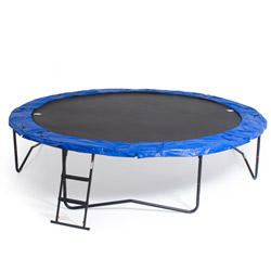 JumpSport Soft Bounce 14' Kids Trampoline