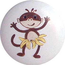 Hula Monkey Knob