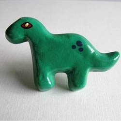 Brontosaurus Furniture Knobs