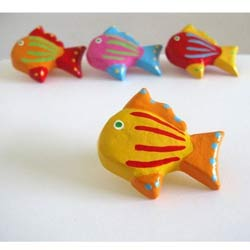 Exotic Fish Furniture Knobs