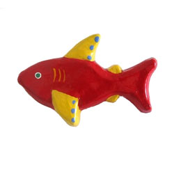 Red Shark Furniture Knob
