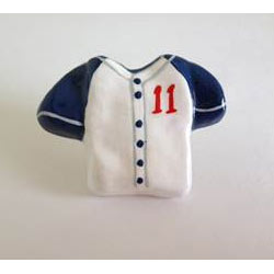 Baseball Shirt Knobs