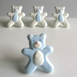 Teddy Bear Furniture Knobs