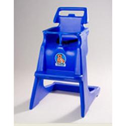 Classic Plastic High Chair