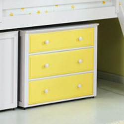 Megan 3 Drawer Dresser