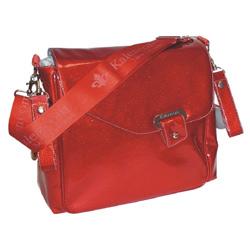 Ozz Iridescent Diaper Bag