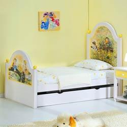 Wagon Children Bed