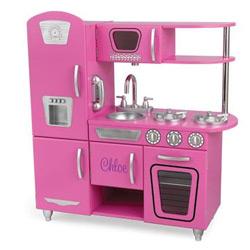 Personalized Bubblegum Vintage Kitchen