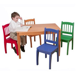 Euro Table and Chairs