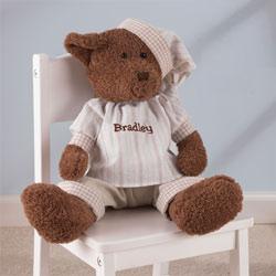 Personalized Naptime Bear-Boy