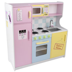 KidKraft Personalized Pastel Play Kitchen