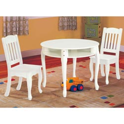 Teamson Windsor Round Table and Chair Set