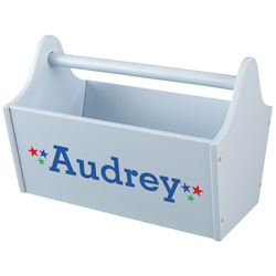 KidKraft Personalized Sky Toy Caddy