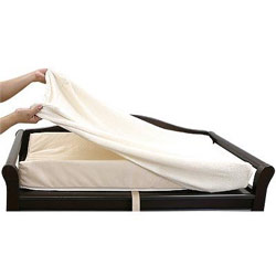 Organic Cotton Terry Contour Changing Pad Cover