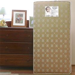 Two in One Memory Soy Foam Crib Mattress