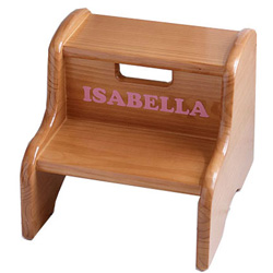 Little Colorado Personalized Step Stool