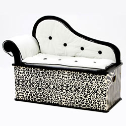 Wild Side Toy Box Bench Seat