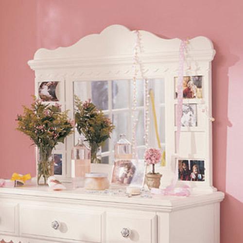 Lea Furniture Spring Garden Vanity Mirror