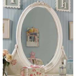 Emma's Treasures Bureau Mirror