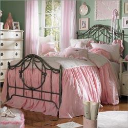 Lea Furniture Juliana Metal Bed