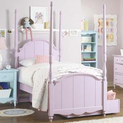 Lea Furniture Seaside Dreams Poster Bed