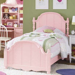 Lea Furniture Seaside Dreams Panel Bed