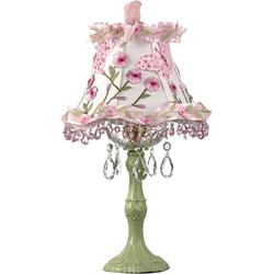 Butterfly Boudoir Lamp