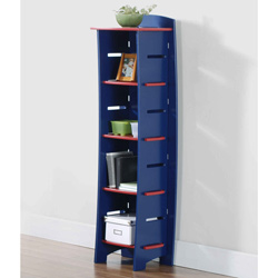 Bold Fun to Assemble Bookcase