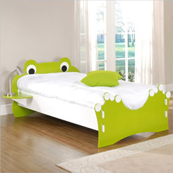Frog Twin Bed