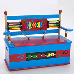 Levels Of Discovery Musical Toy Box