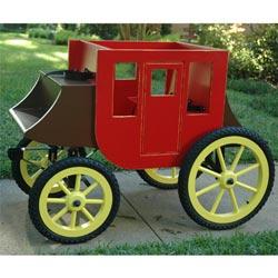 Stagecoach Wagon