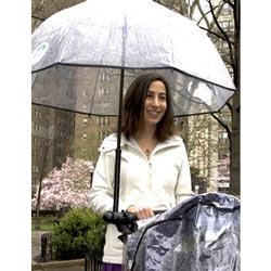 Hands Free Stroller Umbrella