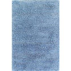 Aqua Blue Comfort Shag Rug