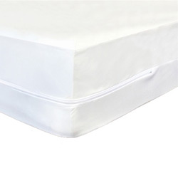 Mattress Safe LLC Twin Stretch Knit Box Spring Encasement